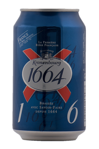 Kronenbourg 1664 Can 33cl