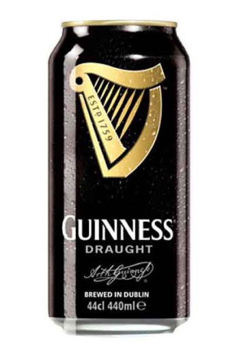 Guinness  Can 44cl
