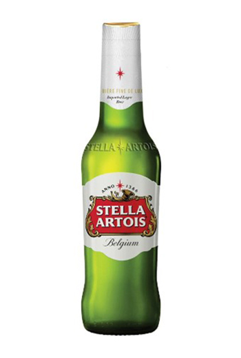 Stella Artois  Bottle 33cl