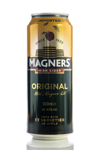 MAGNERS CIDER CAN 50CL