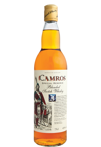 Camros Highland Peak 75cl