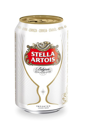 Stella Artois  Can 33cl