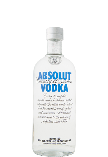 Absolut Blue  75cl