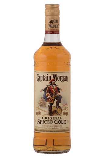 Captain Morgan Spiced 75cl