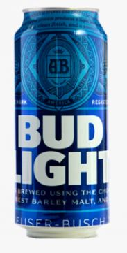 BUD LIGHT 3.5% CAN 30X44CL